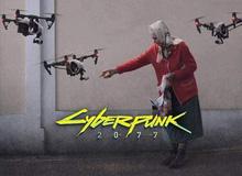 Những hình ảnh hài hước cho thấy hóa ra siêu phẩm game Cyberpunk 2077 lại gần hơn chúng ta nghĩ