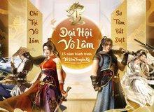 """Những sự kiện """"hội ngộ anh tài"""" hoành tráng bậc nhất làng game Việt"""