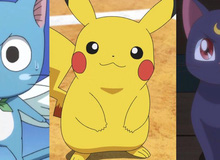 10 'linh vật' đã trở thành gương mặt thương hiệu cho những bộ anime nổi tiếng nhất