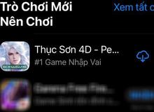 """Đạp đổ mọi tân binh, Thục Sơn 4D lọt TOP hạng mục """"Game Mới Nên Chơi"""" đề xuất bởi App Store, """"mở kho"""" tặng ngay Combo 5 Giftcode"""