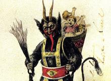 Quỷ Giáng sinh Krampus: Ông già Noel phiên bản độc ác
