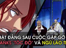 """Jump Festa 2021: Manga One Piece chap 1000 tiết lộ nội dung về Shanks Tóc Đỏ, cú """"bẻ cua"""" khét nhất lịch sử"""