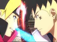 """Dự đoán Boruto chap 54: Sasuke đứng nhìn Boruto và Kawaki """"choảng nhau"""""""