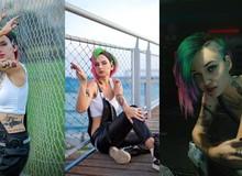 Xuất hiện cô nàng xinh đẹp Judy Alvarez phiên bản đời thật, sexy không kém trong Cyberpunk 2077