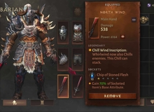 Mê mẩn với gameplay của Diablo trên Mobile: Vẫn giữ nguyên 'cái hồn của tượng đài Blizzard'