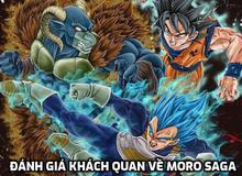 Dragon Ball Super: Goku làm chủ Bản năng vô cực và 9 dấu ấn đáng nhớ nhất của Moro Saga
