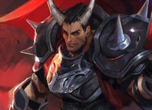 Riot Games ngầm xác nhận Darius sẽ có thêm 'cặp sừng to và dài' trong thời gian tới