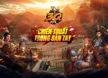 Xuất hiện game mobile màn hình dọc độc nhất Việt Nam - Tam Quốc AFK