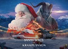 """4 sự thật thú vị về ngày Giáng sinh: Ông già Noel cũng có phiên bản """"tà ác""""?"""