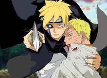 """Boruto bị chiếm đoạt thân xác, phải chăng thời khắc """"khai tử"""" Naruto sắp đến?"""