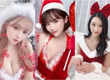 Loạt ảnh sexy tuyệt đối của hội mỹ nhân 18+ Nhật Bản trong đêm Noel