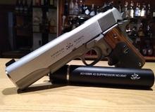 Những vũ khí nổi tiếng trong game: Kỳ 1 – M1911, khẩu súng không biết lỗi thời