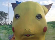 Những kiệt tác điêu khắc khiến fan Pokémon khóc thét vì xấu không thể tả