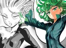 """One Punch Man chap 183: Blast """"dạy"""" Tatsumaki dùng sức mạnh và tiết lộ việc làm anh hùng chỉ vì sở thích"""