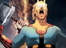 Phase 4: Lộ diện siêu năng lực mới mạnh bậc nhất MCU, có thể làm tan chảy búa của Thor