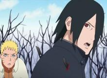"""Lướt nhanh 1 số khoảnh khắc 2 ninja mạnh nhất giới nhẫn giả """"bị nerf"""" trong Boruto"""