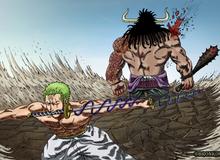 """One Piece: Sau khi Luffy """"mở hàng"""" sẽ đến lượt Zoro dùng Enma """"xăm hình"""" cho Kaido?"""