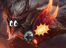Riot Games xác nhận Olaf sẽ có một chiếc Rìu Đại Mãng Xà miễn phí ở Đấu Trường Chân Lý mùa 4.5