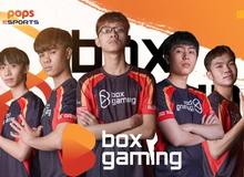 BOX Gaming tân vương của POPS ESPORTS ACADEMY CHALLENGE
