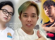"""Vượt mặt cả SofM lẫn ADC, Nam Blue có pha bứt tốc """"thần thánh"""" tại WeChoice Awards 2020"""
