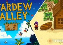 Sau 4 năm ra mắt, tựa game trồng trọt Stardew Valley bất ngờ nhận được bản cập nhật siêu lớn