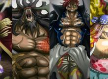 """One Piece: Thay vì Tứ Hoàng, hãy gọi họ những người đứng đầu biển lớn là """"Tứ hề"""" bởi ngần này lý do"""