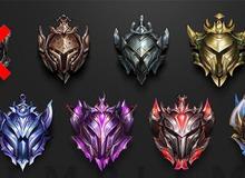 LMHT: Riot Games công bố sẽ bỏ việc reset rank của tất cả game thủ về Sắt ở mùa xếp hạng thứ 11