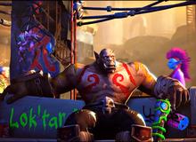 Chờ đợi quá lâu, game thử tự xây dựng thế giới Cyberpunk 2077 trong World of Warcraft