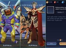 """Liên Quân Mobile: Garena tạo """"cơn mưa"""" Giftcode cho game thủ xem stream, tổng skin và tướng FREE gây sốc"""