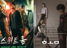 Fan webtoon 'dài cổ' chờ đợi Sweet Home: Siêu phẩm kinh dị Hàn Quốc được Netflix đầu tư mạnh tay nhất