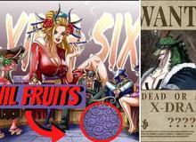 Spoil One Piece chap 998: Trái ác quỷ của các Tobi Ropoo lộ diện, Yamato hồi tưởng về Ace