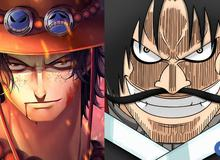 One Piece: Quả không hổ danh là con trai Vua Hải Tặc, Hỏa quyền Ace đã từng muốn tiêu diệt 2 Tứ Hoàng