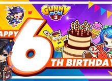 Gunny Mobi tung chuỗi sự kiện hoành tráng mừng Gà Vàng lên 6, cơ hội trúng Iphone 12 Pro Max trong tầm tay