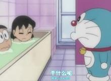 Phụ huynh Nhật hô hào, gửi đơn phản đối việc chiếu cảnh Xuka tắm rửa trong hoạt hình Doraemon