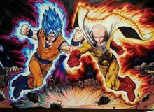 Điểm danh 15 nhân vật có sức mạnh 'khủng' hơn cả Saitama trong One-Punch Man (P.2)