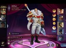 Liên Quân Mobile: Cặp đôi Arthur và Tel'Annas Valentine được tặng FREE cho game thủ may mắn