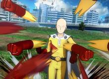 """Game đỉnh về One Punch Man: """"Thánh phồng tôm"""" Saitama sẽ có skill một đấm bay màu hệt như trong truyện"""