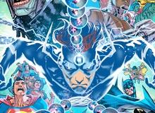 Không chỉ còn là 1 siêu anh hùng, The Flash sẽ trở thành 1 vị thần hùng mạnh