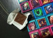 Game thủ 'số hưởng' nhất năm - Được người yêu tặng hẳn client LMHT bằng chocolate dịp Valentine