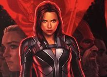 Hình ảnh lúc nhỏ của Góa phụ đen sẽ được hé lộ trong Black Widow