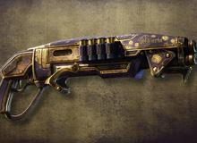 Shotgun - vũ khí sát thương mạnh nhất thậm chí còn đáng sợ hơn nữa trong thế giới của các tựa game sau