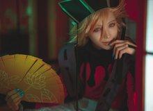 """Con quỷ đa tình nhất Kimetsu no Yaiba hóa """"soái ca"""" đời thực qua loạt ảnh cosplay đẹp long lanh"""