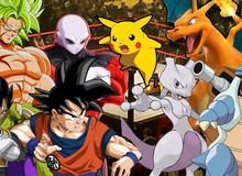 """Khi các nhân vật trong Dragon Ball đi huấn luyện Pokemon sẽ """"chất"""" như thế nào?"""
