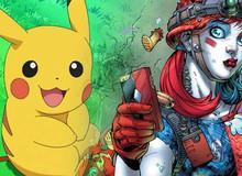 Có thể các bạn chưa biết, Harley Quinn chính là 1 fan cuồng của Pokemon đấy