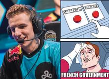 Phát ngôn: 'Người Pháp không được đầu hàng', tuyển thủ C9 trở thành tâm điểm chỉ trích trên MXH