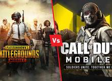 """PUBG Mobile liệu có còn """"đủ tuổi"""" để đối chọi lại sức trẻ của Call of Duty Mobile?"""