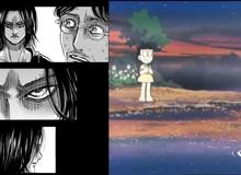 """Bất ngờ, Doraemon và Attack on Titan có khái niệm """"du hành thời gian"""" khá giống nhau"""