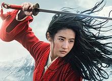 """Mulan - Hoa Mộc Lan tung bộ poster mới """"cực chất"""", Lưu Diệp Phi thần thái ngút trời"""