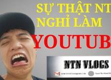 """Cộng đồng mạng phản ứng trước tin NTN nghỉ Youtube: """"Nghỉ thật nhé, đừng giả vờ câu view"""", """"Lũ trẻ nhà tôi ổn rồi"""""""
