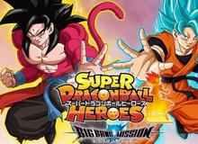 """Super Dragon Ball Heroes phần 2 sẽ là """"cuộc xâm lăng"""" của các vị Thần Hủy Diệt"""